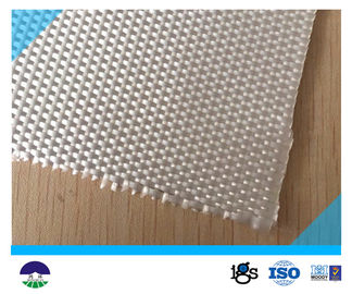 Chiny PET Polyester Multifilament Woven Geotextile with high strength dostawca