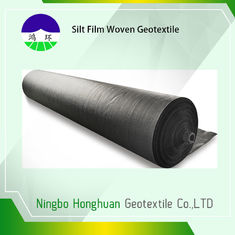 Chiny 120gsm Split Film PP Woven Geotextile High Strength Slop Protection dostawca