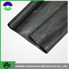 Chiny Biological Split Film Woven Geotextile Seepage With UV Resistant dostawca