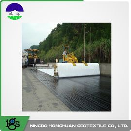 Chiny 100% Polyester Continuous Filament Non Woven Geotextile Filter Fabric FNG40 dystrybutor