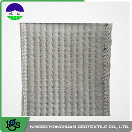 Chiny Composite Geosynthetic Clay Liner Weaving , Standard Reinforced GCL dystrybutor