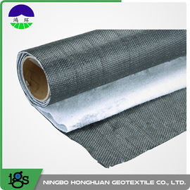 Chiny River Bank Woven Geotextile Fabric With PVC Geomembrane Composite 6m dystrybutor
